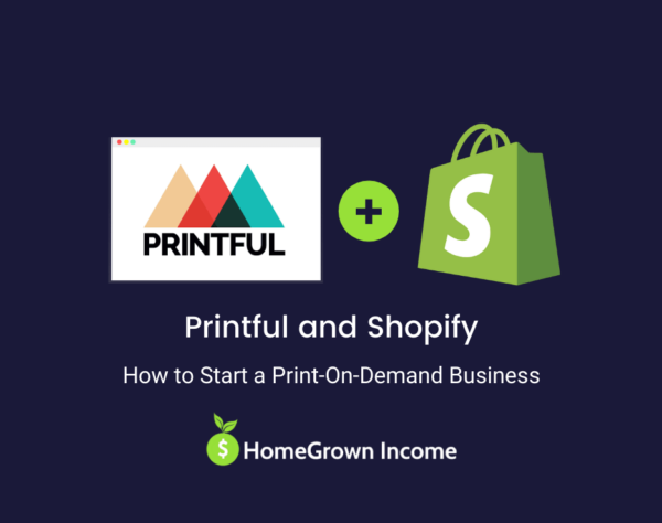 Printful and Shopify. How to Print-On-Demand with Shopify